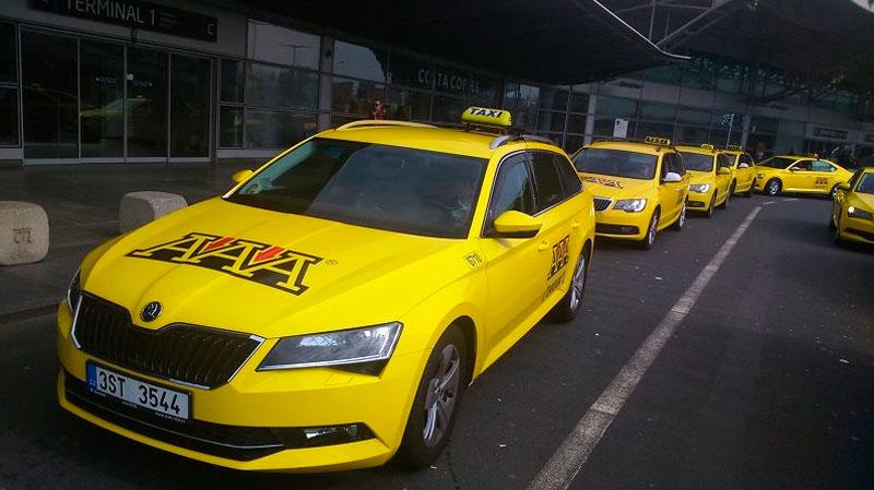 Aeropuerto taxi