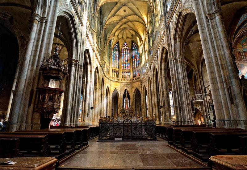 Catedral de San Vito - Praga