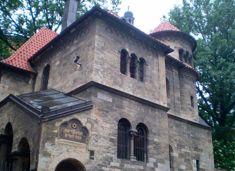 Museo judio de praga