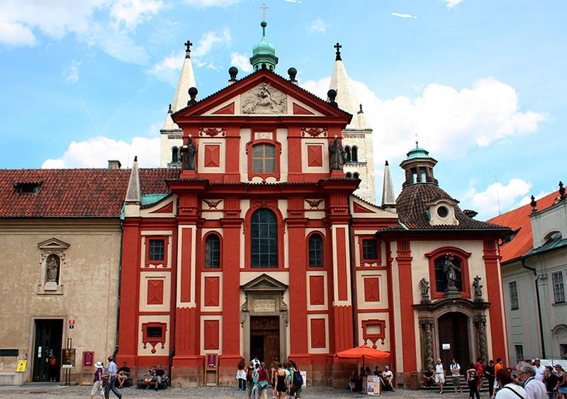 Basílica y Convento de San Jorge