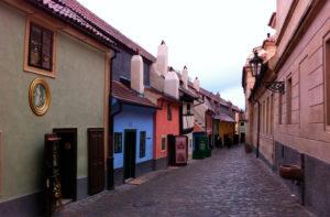 Callejon de Oro Praga