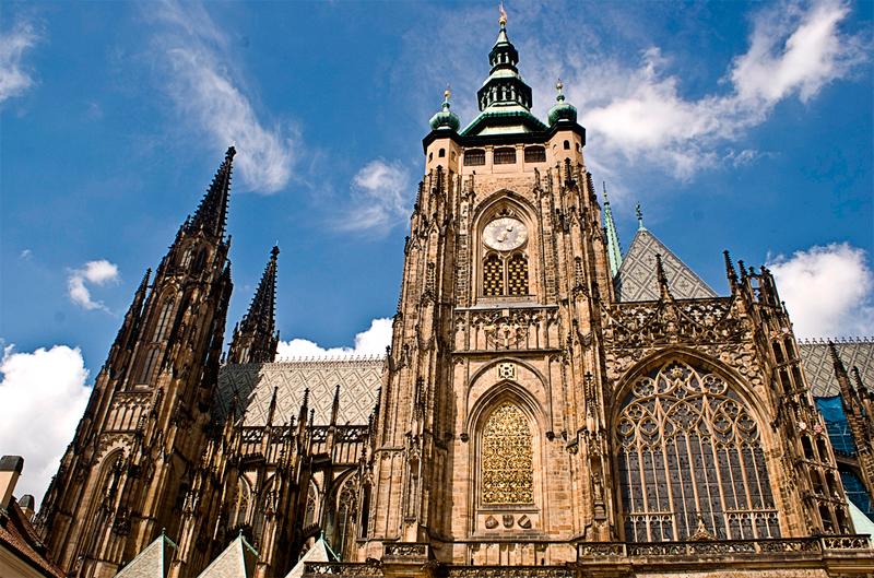 Catedral San Vito de Praga