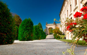 Jardines Castillo de Praga