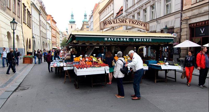 Mercado Havelska