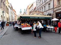 Mercado Havelska Praga